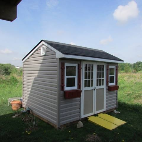 Shed Accessories and Upgrades