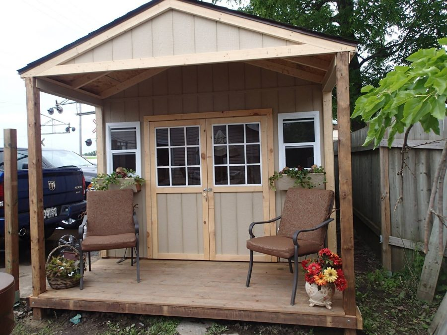 Shed Accessories & Upgrades