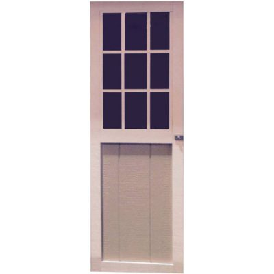 Web Single Door With Window