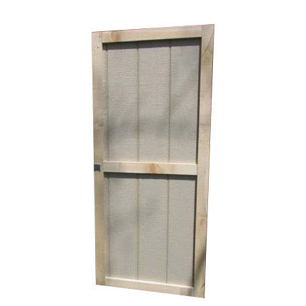 Web Wood Single Door