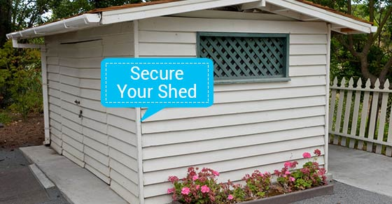 Secure Your Shed