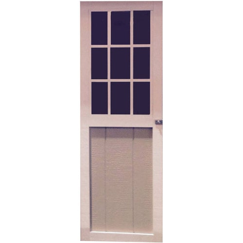 Window for single door