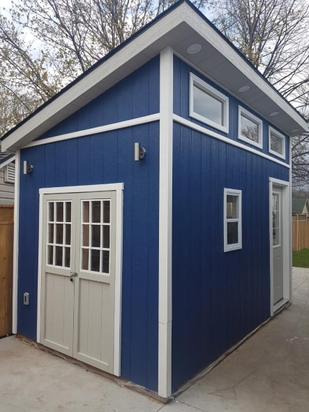 Custom Kawartha Lifestyle Shed