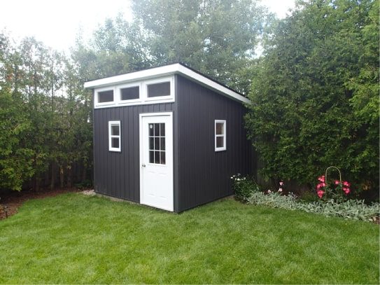 Custom Kawartha Shed