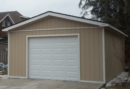 Custom Simcoe Style Garage 03
