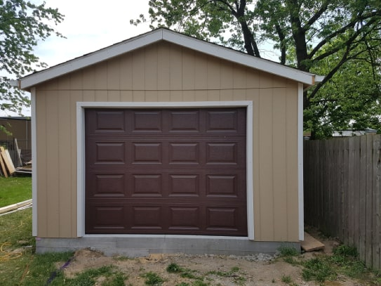 Custom Simcoe Style Garage 04